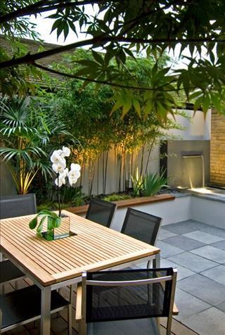 Diseño de espacios verdes para eventos, locales comerciales y otros