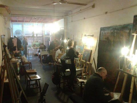 TAller de Dibujo, Pintura y Creatividad. Mirocznyk. Olivos.