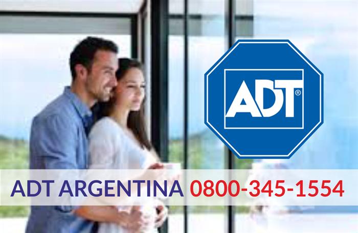 ADT Alarmas 0$ Instalación !!! 0800-345-1554