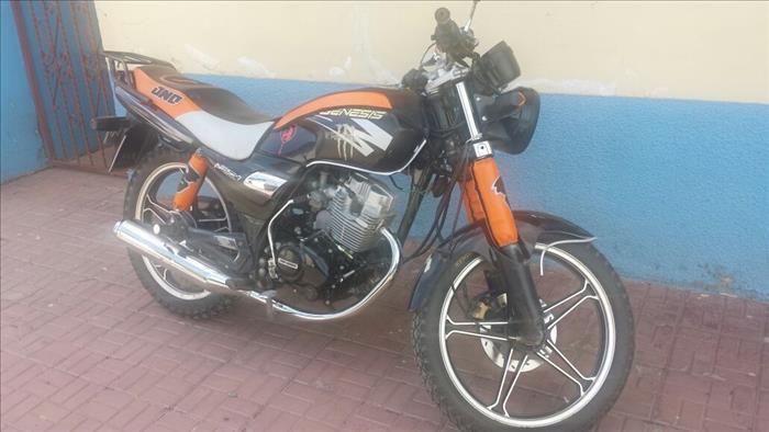 venta de motocicleta genesis