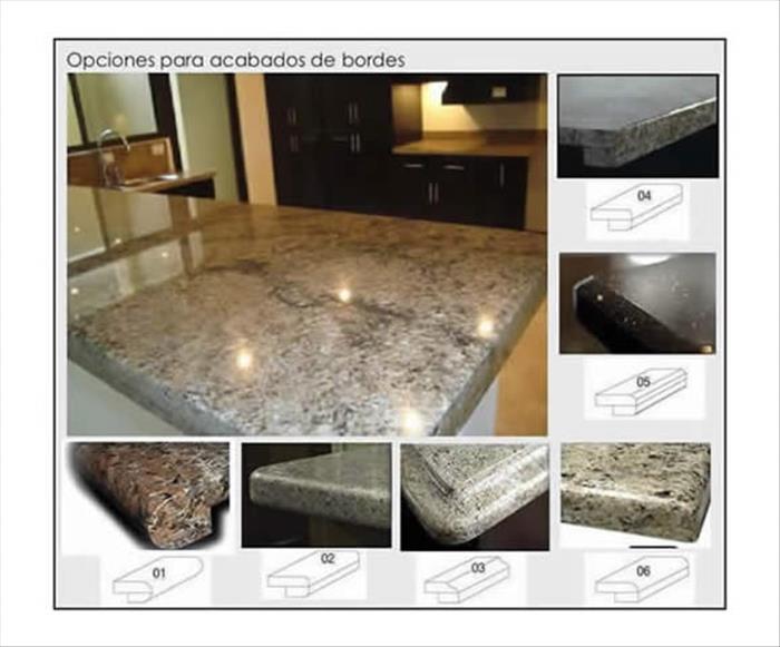 Sobres de granito natural alajuela anuntico for Precio de granito natural