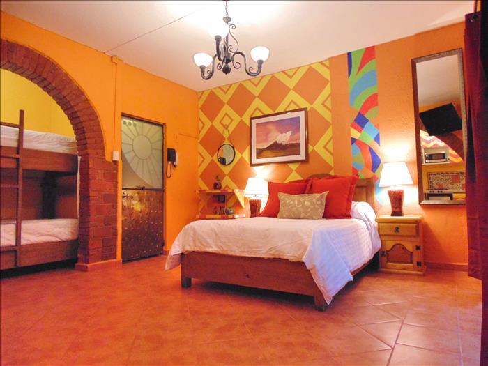 Renta de habitaciones desde $900.00 por noche