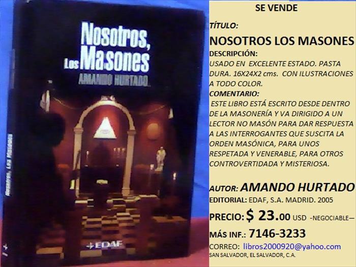 NOSOTROS LOS MASONES